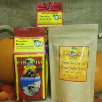 Harvest Pumpkin Spice Tea