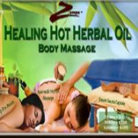 Full Body Herbal Hot Oil