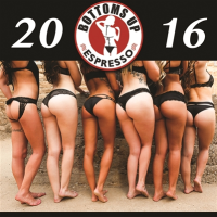 2016 Bottoms Up Calendar
