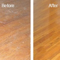 Wood and Wax Floor Cleaning