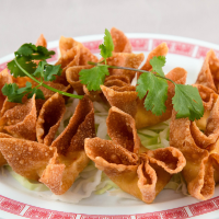 Cream Cheese Fried Wontons