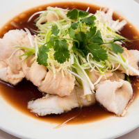 Steamed Fish Fillet