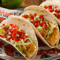 Hooters Buffalo Chicken Tacos