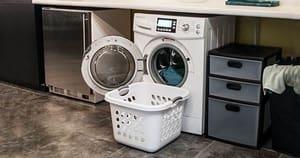 washing machine in greendust