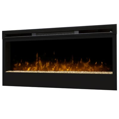 Dimplex Linear Wall-Mount Electric Fireplace Video Image - Dimplex Linear Wall-Mount Electric Fireplace - BLF50
