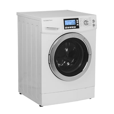 edgestar 2 0 cu ft ventless washer dryer combo cwd1510w edgestar 2 0 cu ft ventless washer dryer combo video image