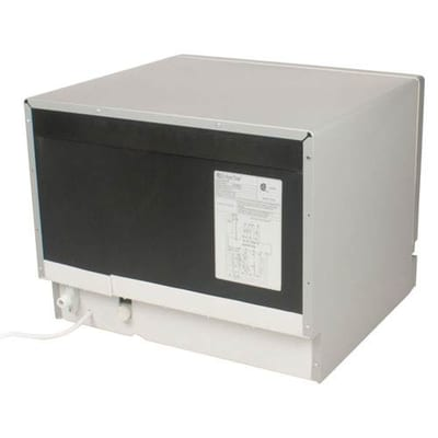 edgestar 6 place setting countertop dishwasher silver dwp61es