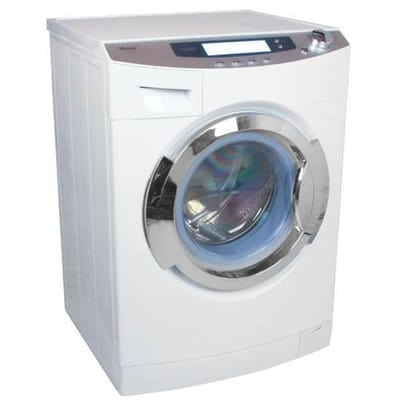 How many cubic feet is an apartment size washer?
