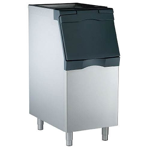 Scotsman 22-inch Ice Bin for 370 lbs. Capacity - Stainless Steel