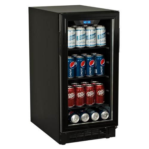 Koldfront 80 Can Built-In Beverage Cooler - BBR900BL