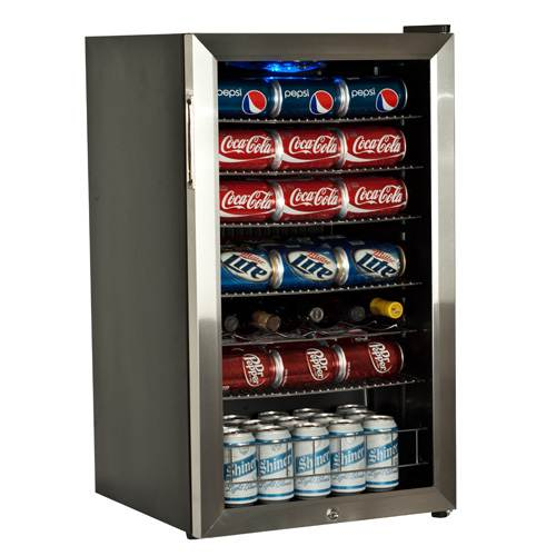 EdgeStar Beverage Refrigerator (Ultra Low Temp) Holds 103 Cans