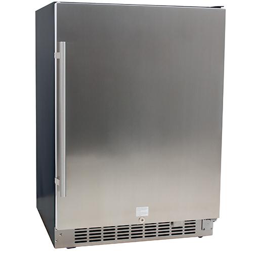 EdgeStar Beverage Refrigerator Holds 148 Cans of Beer or Soda