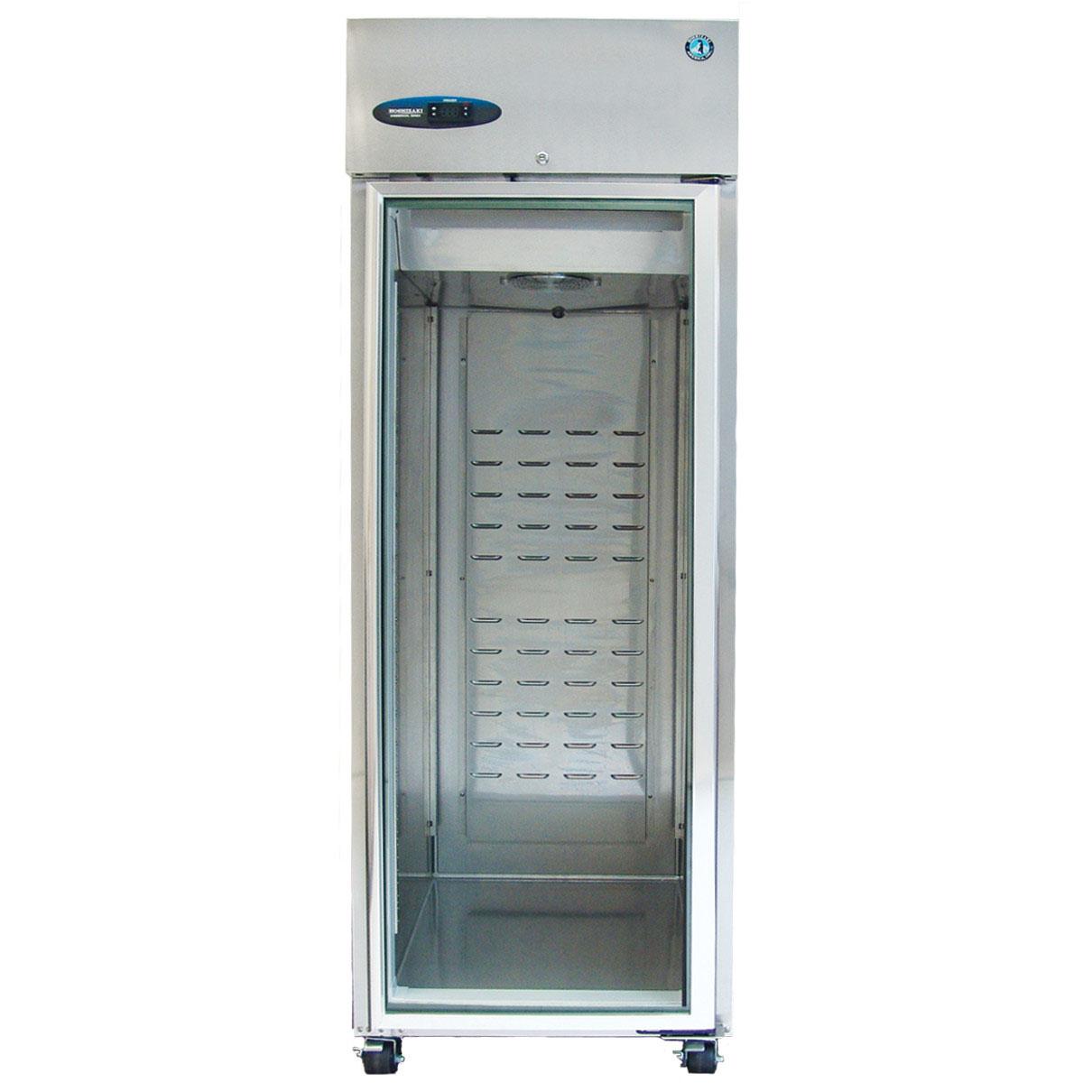 23 Cu. Ft. Glass Door Reach-In Freezer