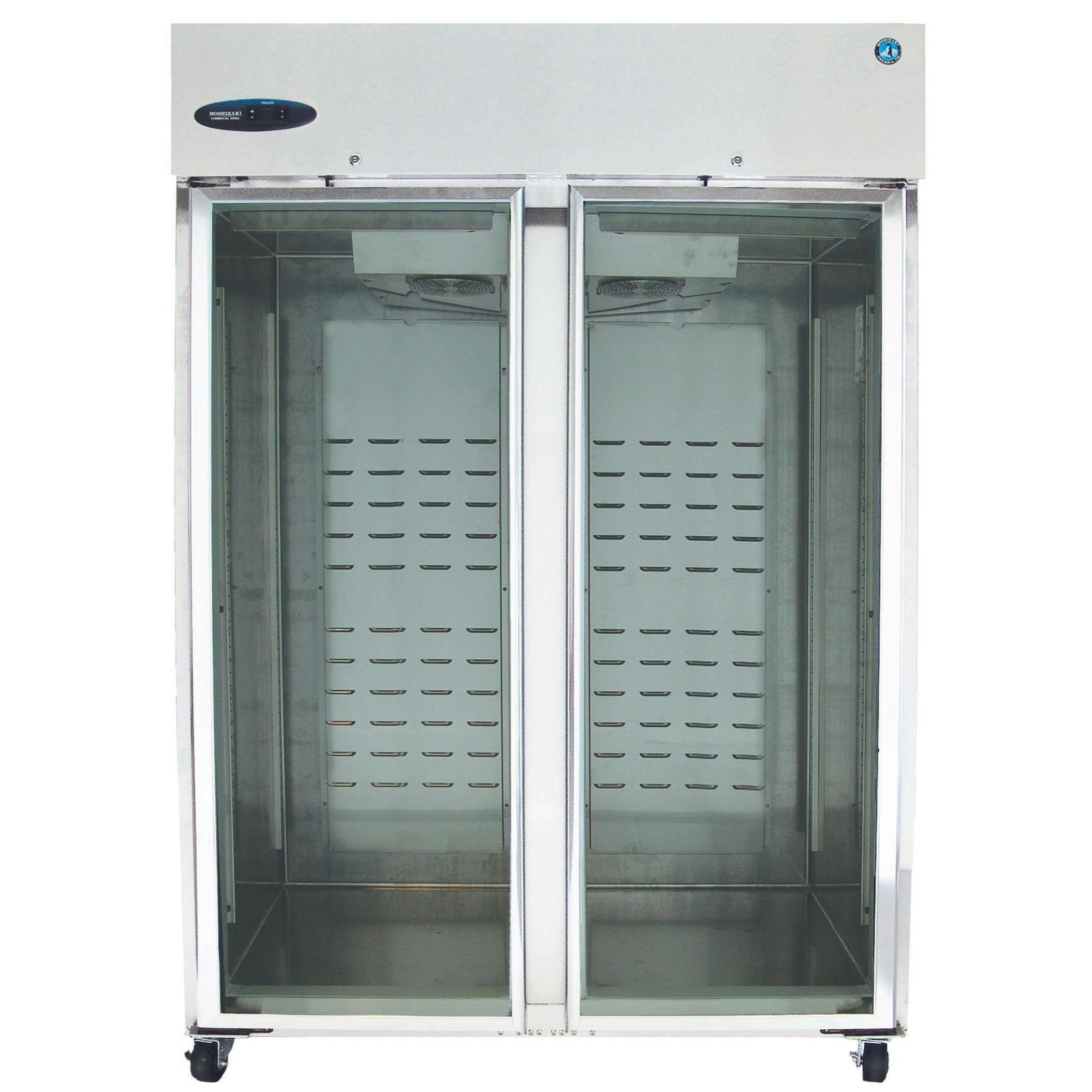 51 Cu. Ft. Glass Door Reach-In Freezer