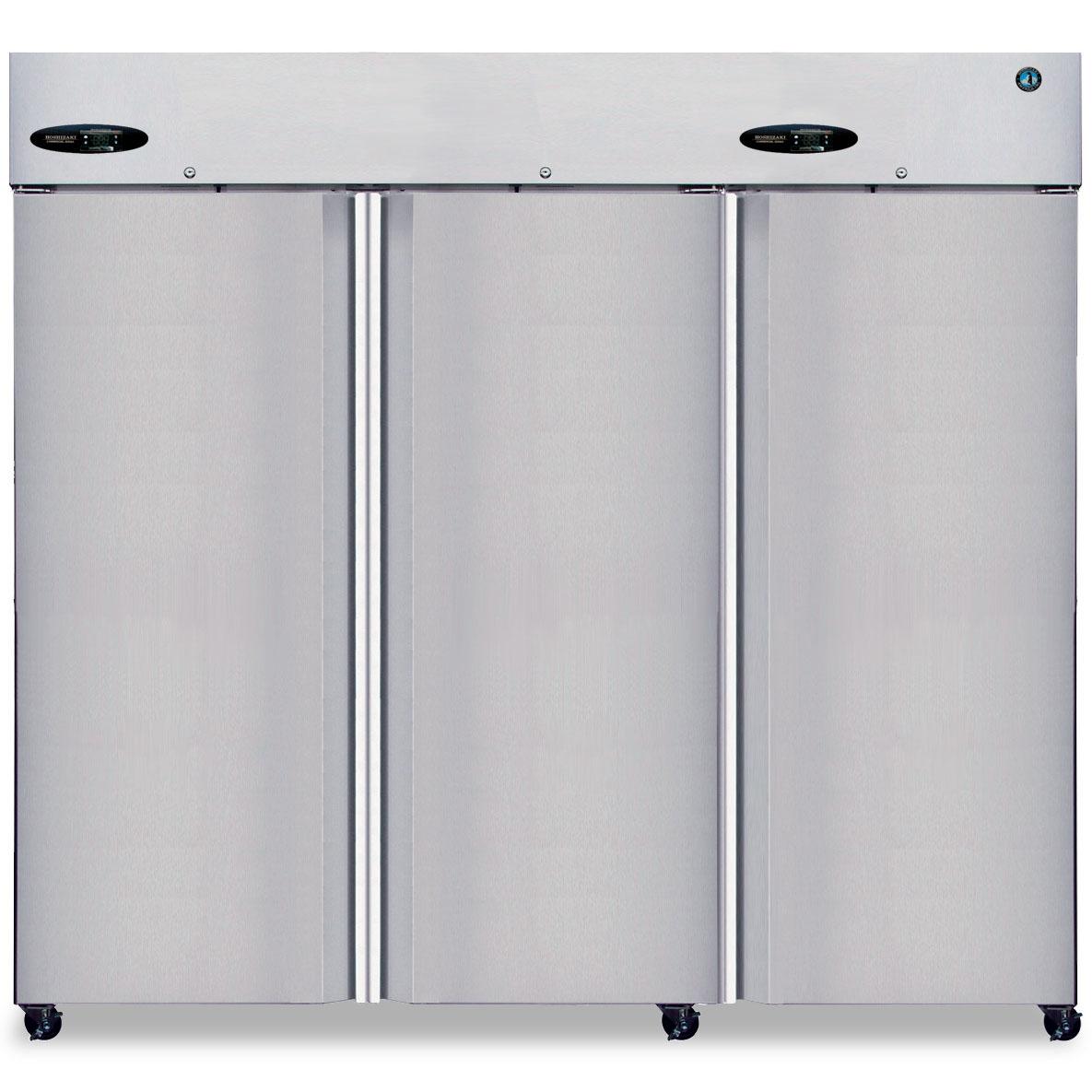 73 Cu. Ft. Double Solid Door Reach-In Freezer