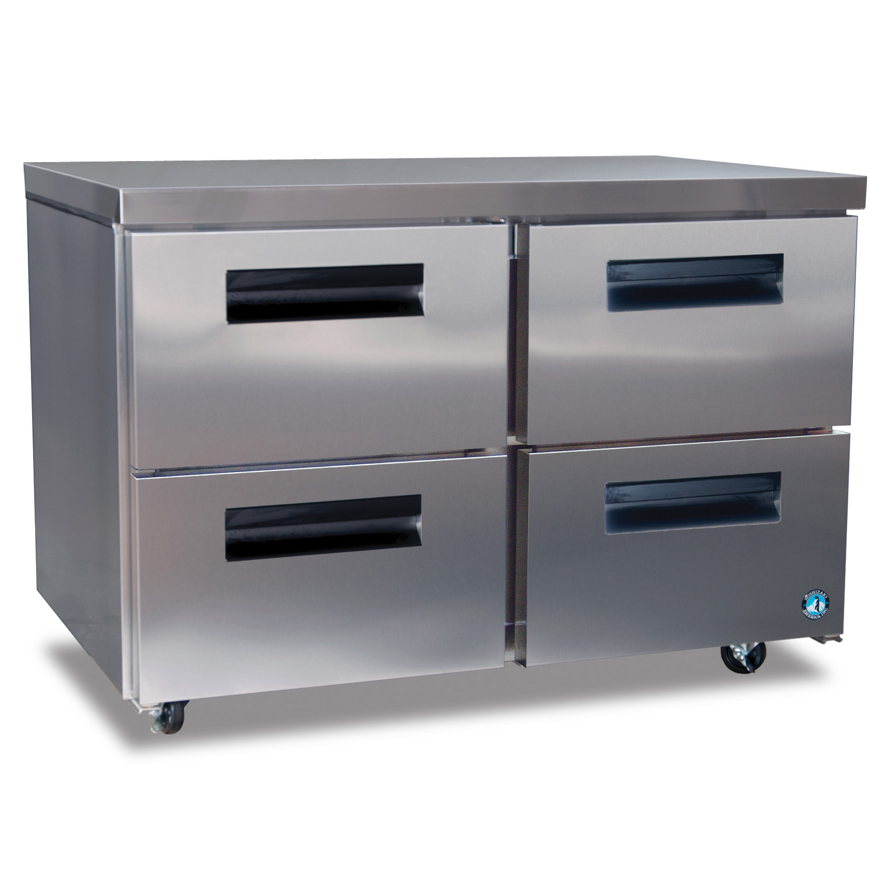 48  Undercounter Freezer with 4 Drawers
