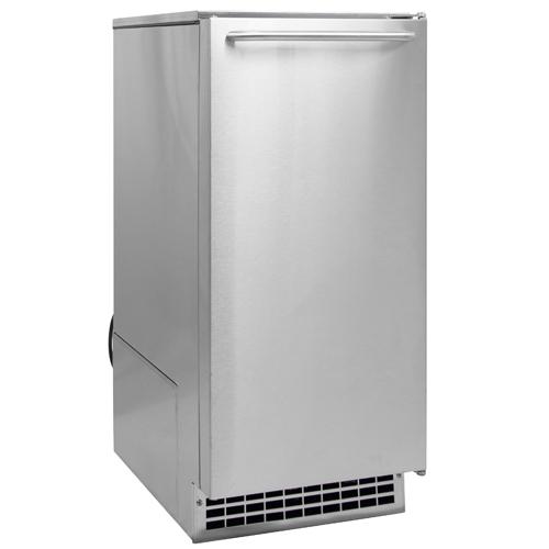 Scotsman 65 Lb. Gourmet Ice Machine with Gravity Drain, - CU50GA-1