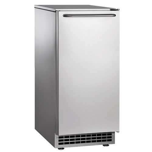 Scotsman Undercounter Commercial Ice Machine with Pump - CU50PA-1A
