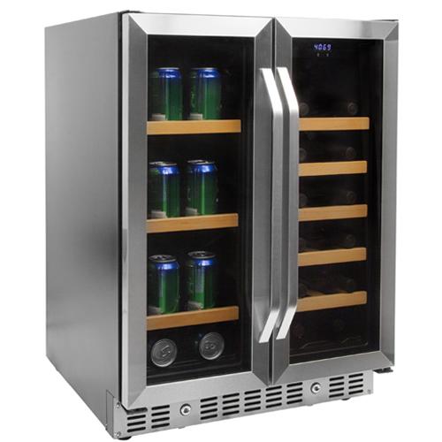 Edgestar 24-Inch Built-In Wine and Beverage Refrigerator