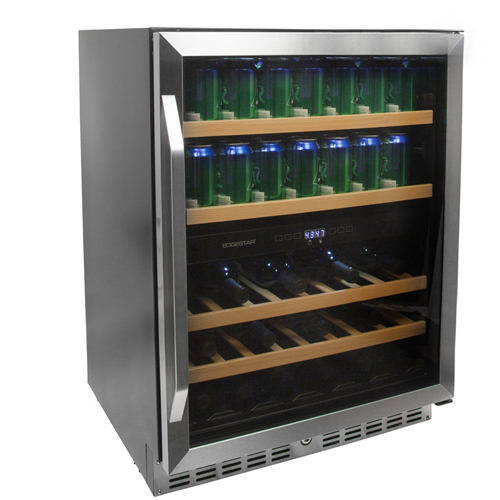 EdgeStar 24-inch Built-In Wine and Beverage Cooler