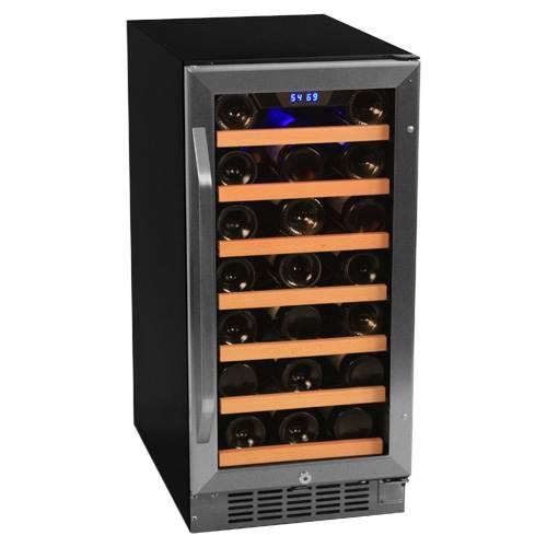 EdgeStar 30 Bottle Built-In Wine Cooler - CWR301SZ