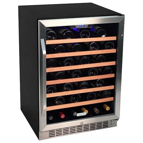 EdgeStar 53 Bottle Built-In Wine Cooler - CWR531SZ