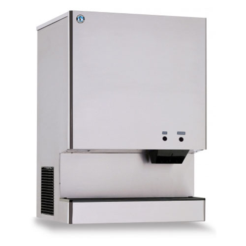 801 lb Countertop Ice and Water Dispenser