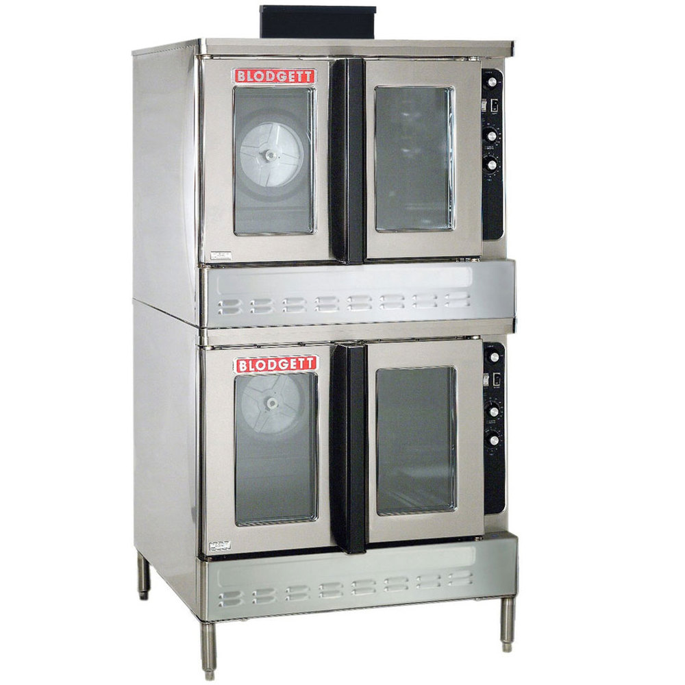 Haier Commercial Countertop Convection Oven : ... Bakery Depth Natural Gas Convection Oven (DFG-200-ES-DOUBLE-NG) photo