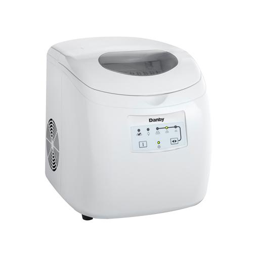 Danby Portable Ice Maker (DIM2500WDB) photo