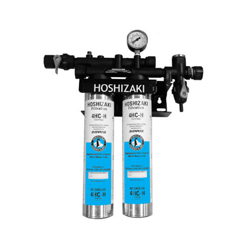 Twin Cartridge Water Filtration System