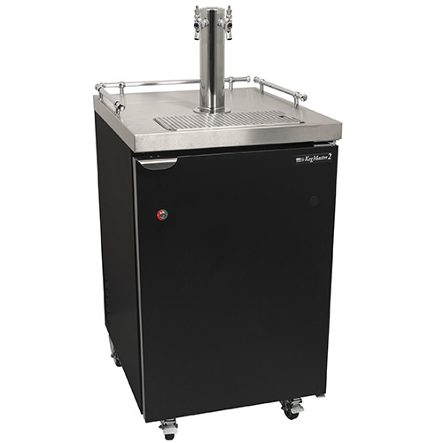 UBC KegMaster Double Tap Commercial Kegerator