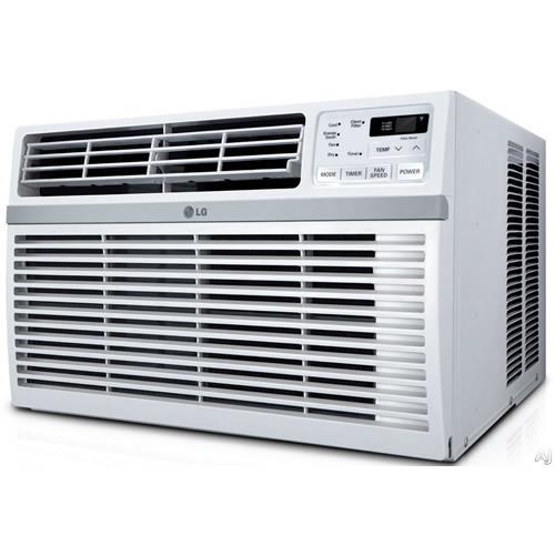 LG 8,000 BTU Window Air Conditioner  w/ Remote - 350 sq ft