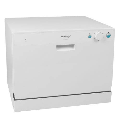 Countertop Dishwasher Made In Usa : ... Place Setting Countertop Dishwasher - White (PDW60EW) photo