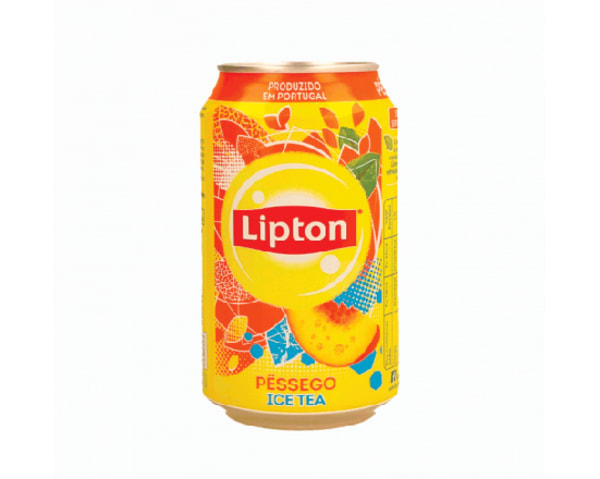 Ice tea de pêssego