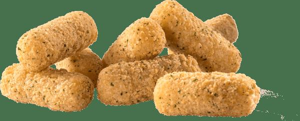 8 Mozzarella Sticks