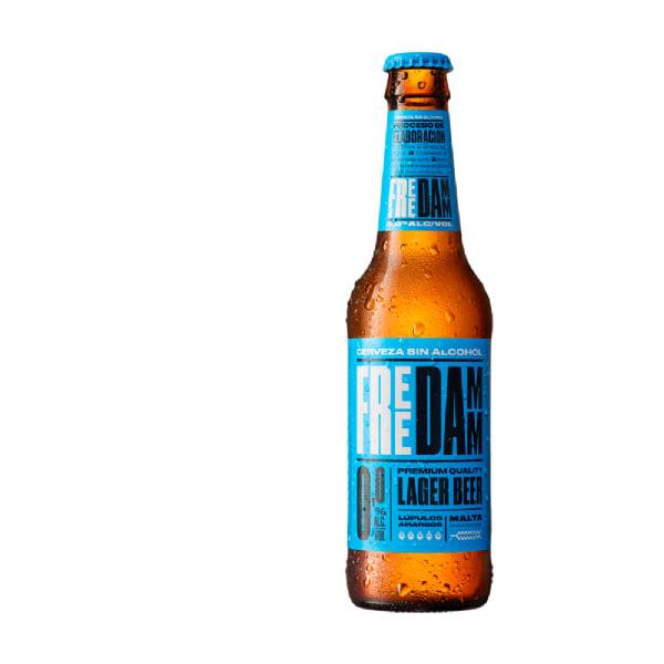 Cerveja Free Damm, Sem Álcool