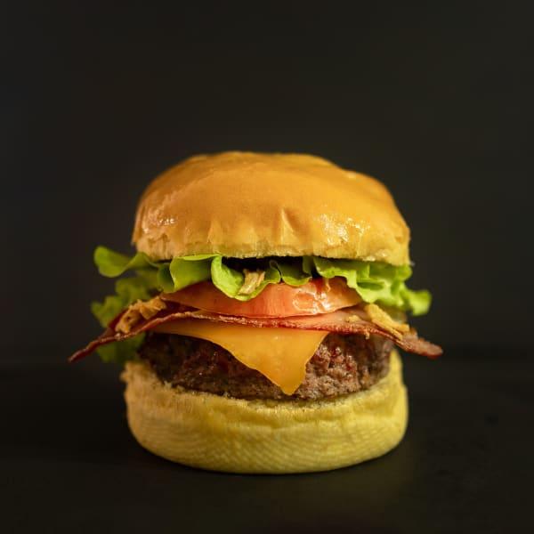 Hambúrguer Barbecue Angus
