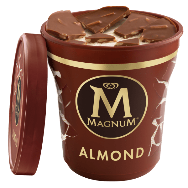 Magnum Almond 440ml