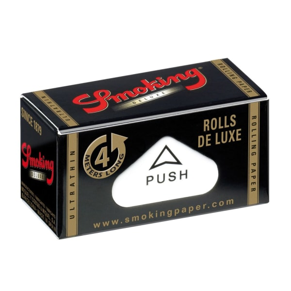 Smoking Deluxe rolo 4metros
