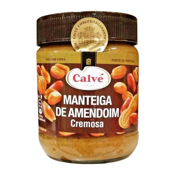 Manteiga de Amendoim Cremosa Calvé 210gr
