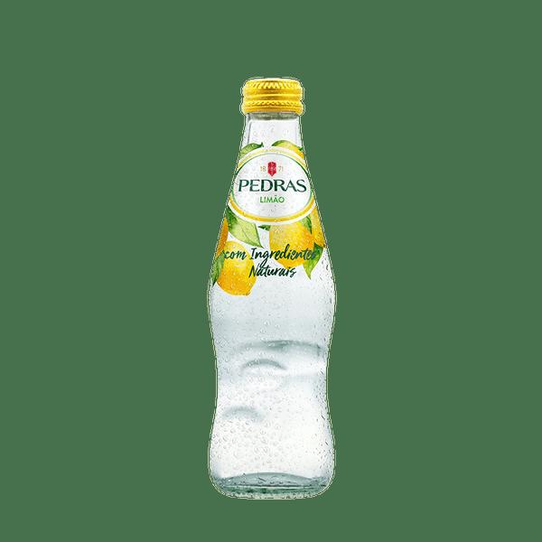 Água c/ gás Pedras limão 25cl