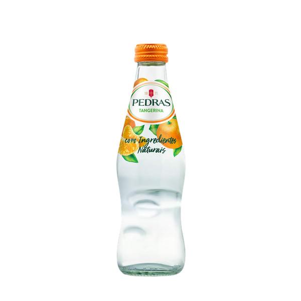 Água c/ gás Pedras tangerinas 25cl