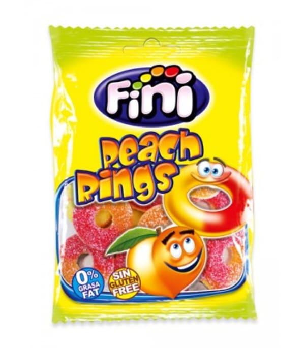 Fini Peach Rings 100gr