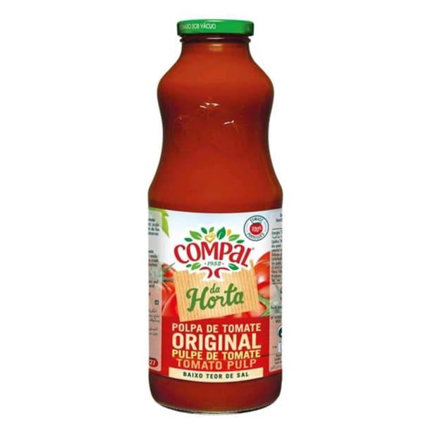 Polpa de tomate Compal 500gr