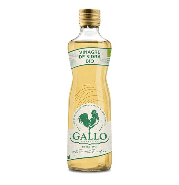 Vinagre sidra bio Gallo 25cl