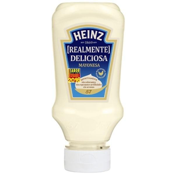 Maionese Heinz 215gr