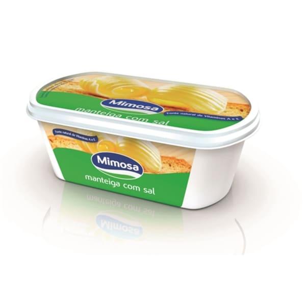 Manteiga Mimosa c/ sal 250g