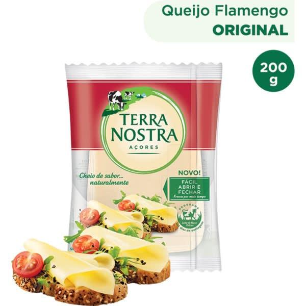 Queijo Flamengo Terra Nostra 200gr