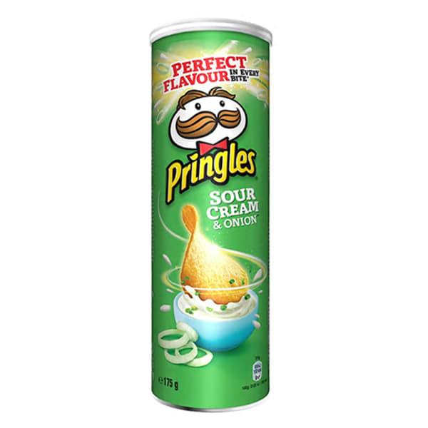 Pringles Sour Cream&Onion 175gr