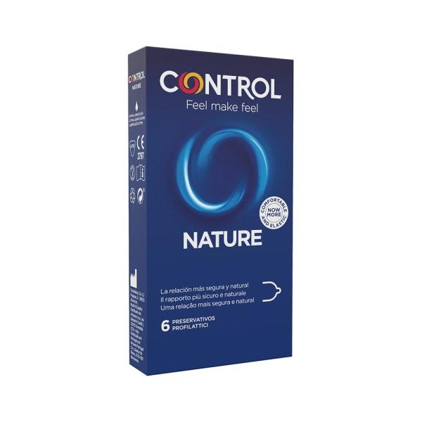 Control New Nature 2.0 6 preservativos